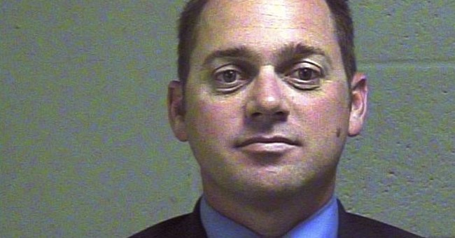 Oklahoma senator booked on sexual battery charge and resigns